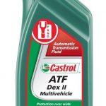 olio castrol atf servosterzo idroguida dex ii multiveicle temperature wide range